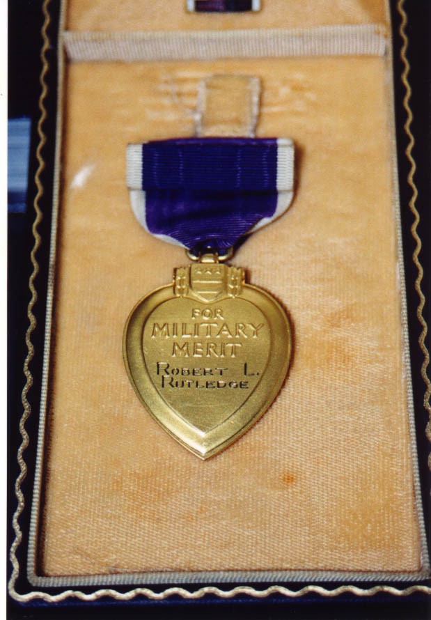 image of purple heart